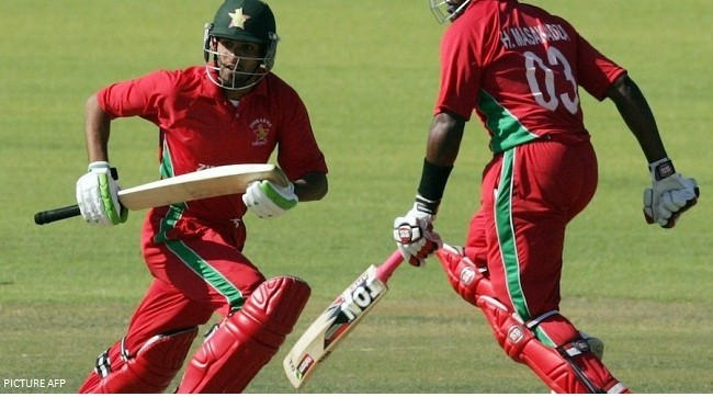 CRICKET-ZIM-AFG-ODI