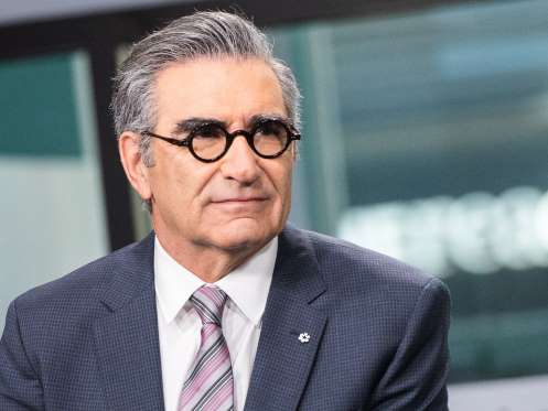 EUGENE LEVY, ACTOR, COMEDIAN