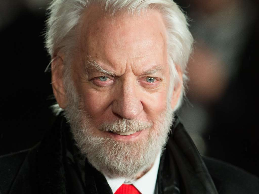 DONALD SUTHERLAND, ACTOR