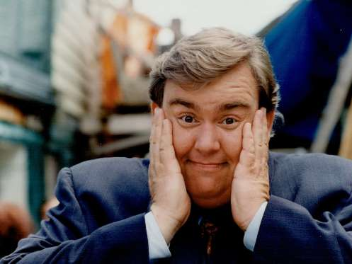 JOHN CANDY, ACTOR, COMEDIAN