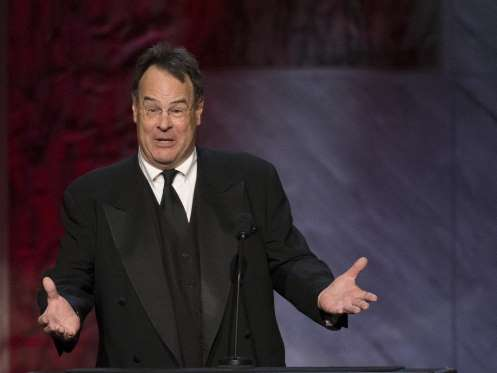 DAN AYKROYD, ACTOR, COMEDIAN, WRITER