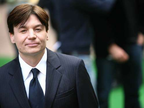 MIKE MYERS, ACTOR, COMEDIAN, WRITER, PRODUCER
