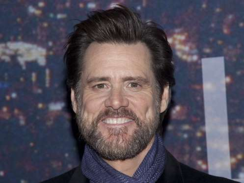 JIM CARREY, ACTOR, COMEDIAN