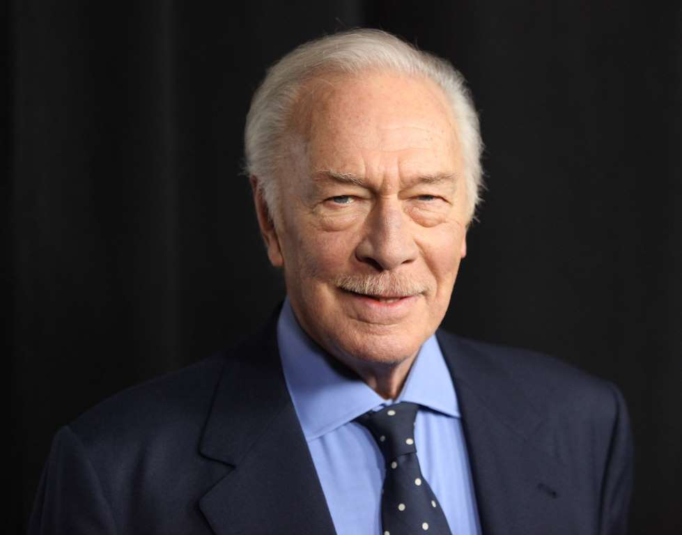 CHRISTOPHER PLUMMER, ACTOR, AUTHOR