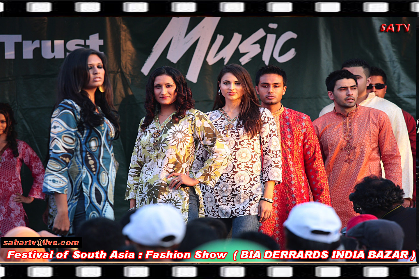 South Asian Community Fashion Show