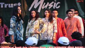South Asian Community Fashion Show