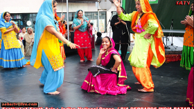 South Asian Community- Stage Performance