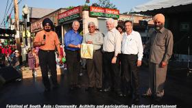 Festival of South Asian , Toronto, Ont,CA