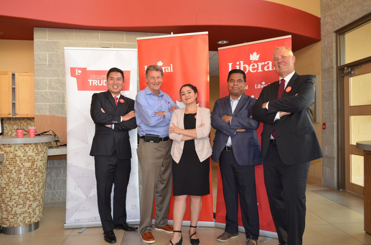 TheFederal Liberal Associations of Scarborough