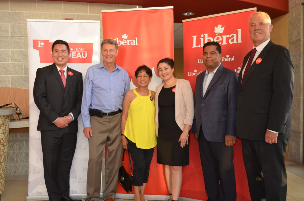 The Federal Liberal Associations of Scarborough