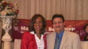 Scarborough Guildwood MPP meeting and greeting