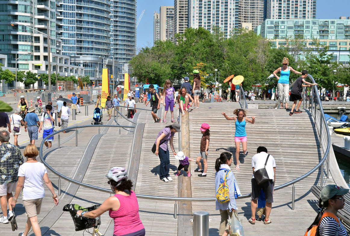 Redpath Waterfront Festival set to make a big splash