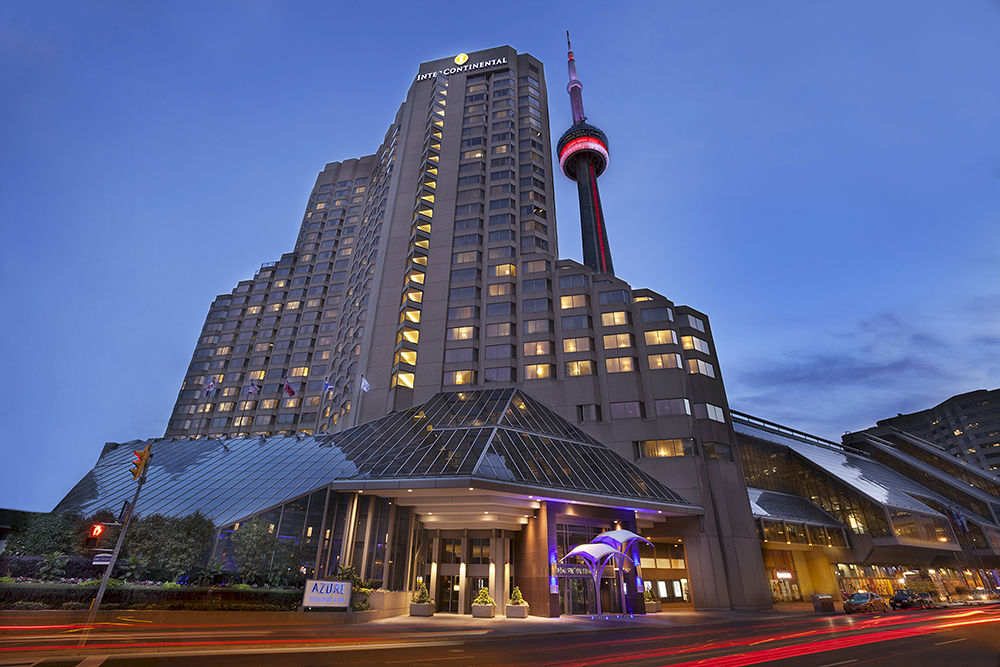 Intercontinental Toronto Downtown Hotel