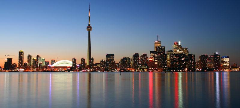 Toronto-Skyline 2