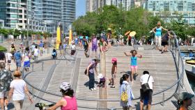 Redpath Waterfront Festival set to make a big splash